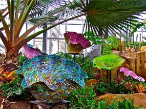 Basket Forest, Dale Chihuly