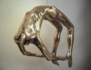 Louise-Bourgeois Arch of Hysteriahysteria, 1993