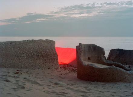 Beholder beach