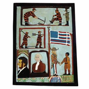 Elijah Pierce, Presidents and Convicts