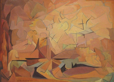 """M Dawson """"Afternoon II"""", 1913"""