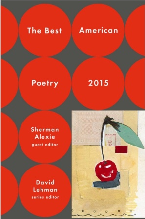 Best American Poetry 1015, Cover