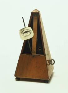 Man Ray (Emmanuel Radnitzky), American, 1890-1976 Indestructible Object (or Object to Be Destroyed)