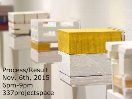 Process result Project Space