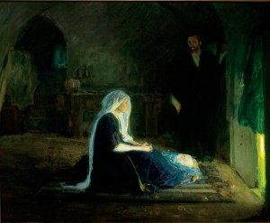 Henry Ossawa Tanner The Holy Family c 1910