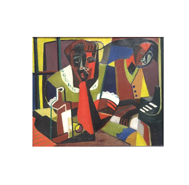 Untitled Couple Charles Henry Alston c 1945 50.png
