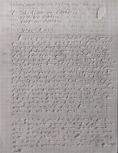 Mandy Cano Villalobos Letters from Mariu