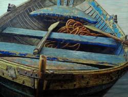 Helen Kleczynski Old Blue