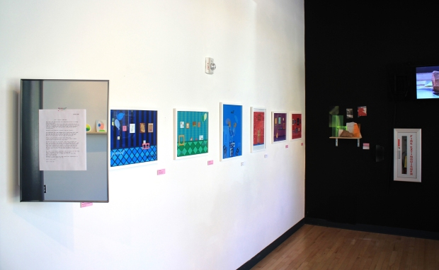 Influence Ave Arts Space Gallery 2016