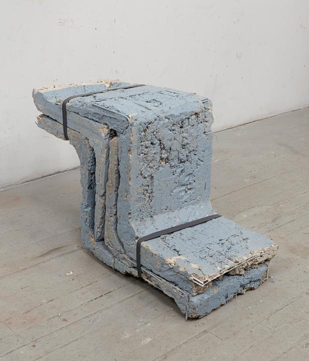 Charles Goldman RE>CRETE> (KNEEL) 2015