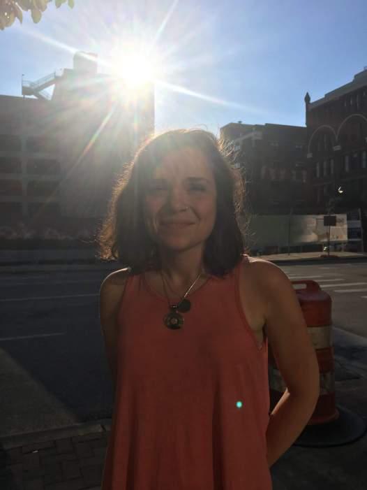 Angelica Hay in Grand Rapids 2017