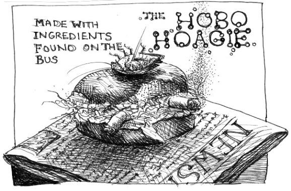 Hobo Hoagie