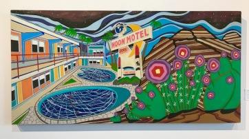 Moon Motel, Steve Leary